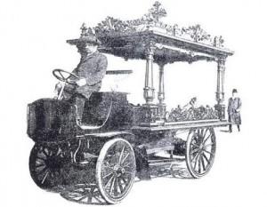 Катафалк 19 века