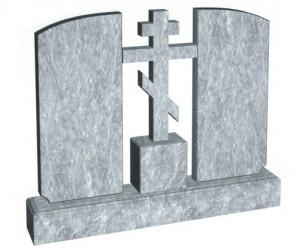 Семейный памятник из мрамора