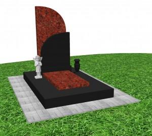 Памятник под ключ