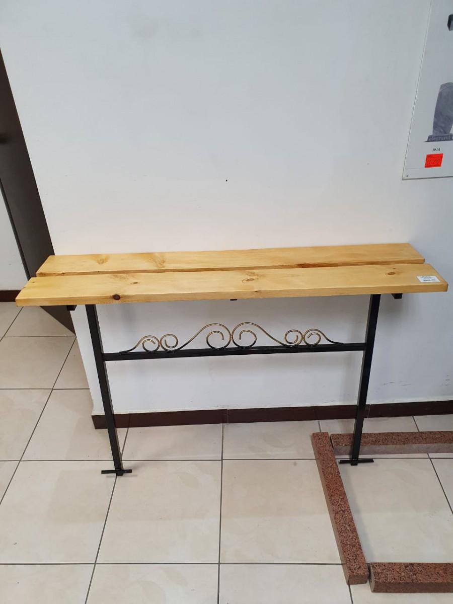Скамейка деревянная без спинки